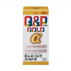 QPコーワゴールドα 1,780円(税抜)