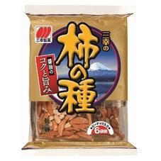 柿の種 127円(税抜)