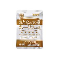 おとなの大盛カレーうどん 197円(税抜)