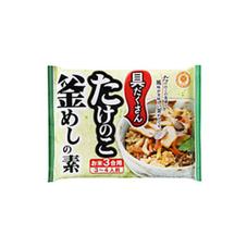 竹の子釜飯の素 148円(税抜)
