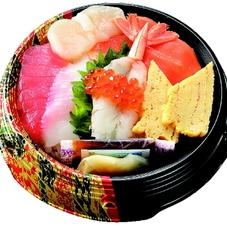 7種の海鮮丼 598円(税抜)
