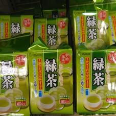おいしく出せる緑茶 298円(税抜)