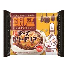 銀座焼チーズカリードリア 298円(税抜)