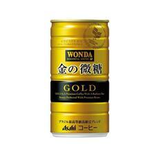 ワンダ金の微糖 49円(税抜)