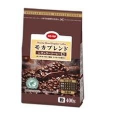 モカブレンドレギュラーコーヒー 378円(税抜)