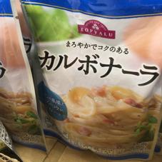 カルボナーラソース 91円(税抜)