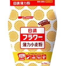 フラワー小麦粉 188円(税抜)