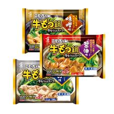 こてっちゃん牛もつ鍋 327円(税抜)