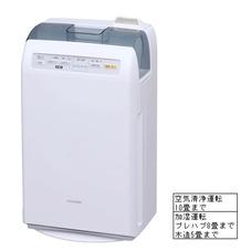 加湿機能付空気清浄機 10,800円(税抜)