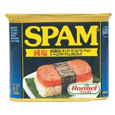 減塩スパムポーク 198円(税抜)