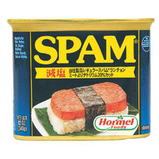 減塩スパムポーク 188円(税抜)
