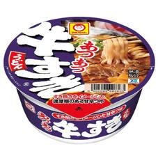 あつあつ牛すきうどん 87円(税抜)