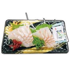 (活)真鯛お造り(養殖) 350円(税抜)