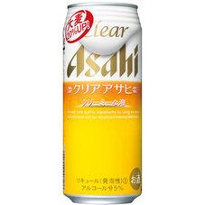 クリアアサヒ 860円(税抜)