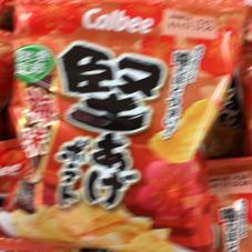 堅あげポテト梅 98円(税抜)