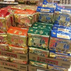 マルちゃん正麺 348円(税抜)