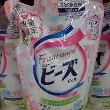 フレグランスニュービーズジェル詰替え用さくらのしずくの香り 185円(税抜)