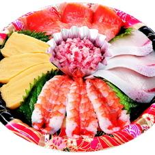 海鮮丼セット生食用 500円(税抜)