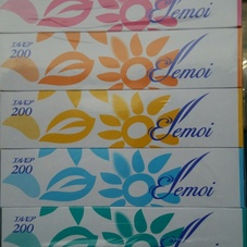 エルモアティッシュ 213円