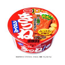 きつねうどん・天ぷらそば 88円(税抜)