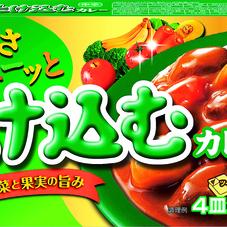 とけ込むカレー中辛 88円(税抜)