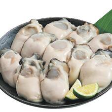 寒牡蠣(加熱用) 555円(税抜)