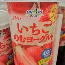ぜいたく果実 いちごのむヨーグルト 78円(税抜)