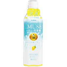 iMUSEレモンと乳酸菌 85円(税抜)