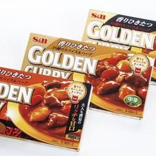 ゴールデンカレー(辛口) 148円(税抜)