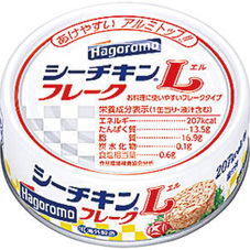 シーチキンLフレーク 87円(税抜)
