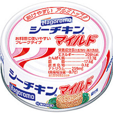 シーチキンマイルド 84円(税抜)