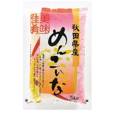 米 秋田めんこいなH29年 1,780円(税抜)