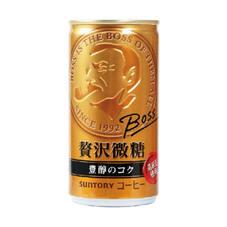 ボス 贅沢微糖 55円(税抜)