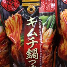 ミツカンキムチ鍋つゆ 247円(税抜)