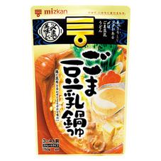 ミツカン 〆まで美味しいごま豆乳鍋つゆ 248円(税抜)