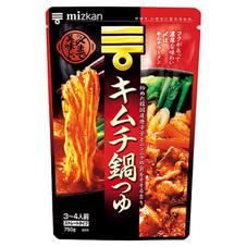 ミツカン 〆まで美味しいキムチ鍋つゆ 248円(税抜)