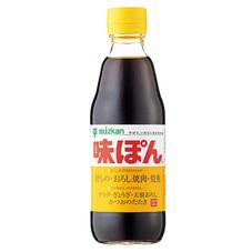 ミツカン 味ぽん 178円(税抜)