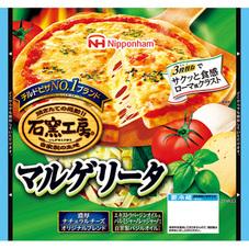 日本ハム 石窯工房マルゲリータ ピザ 265円(税抜)