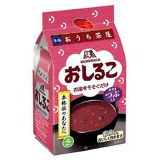 森永製菓 おしるこ 298円(税抜)