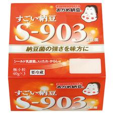 おかめ すごい納豆 S-903 128円(税抜)