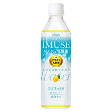 キリン iMUSE レモンと乳酸菌 89円(税抜)