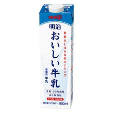 明治 おいしい牛乳 218円(税抜)