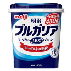 明治 ブルガリアヨーグルトLB81 プレーン 138円(税抜)