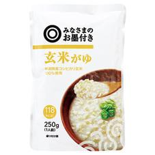 みなさまのお墨付き 玄米がゆ 85円(税抜)