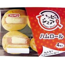 フジパン ハムロール 95円(税抜)