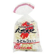 めん食 九州大地うどん3玉入り 95円(税抜)