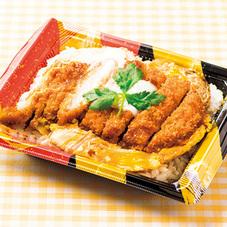 ロースカツ重(宮島醤油・美らたまご) 398円(税抜)