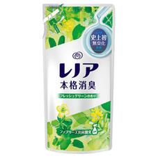 レノア本格消臭 フレッシュグリーン詰替 197円(税抜)