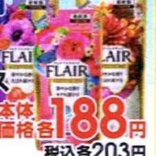 フレアフレグランス詰替用各種 188円(税抜)