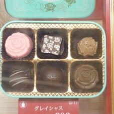 グレイシャス 600円(税抜)